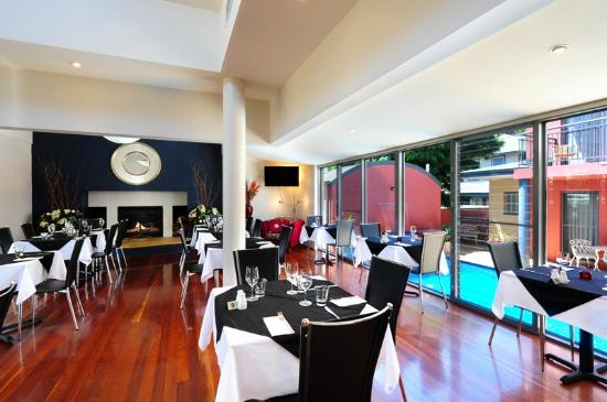 Pavilion Restaurant and Lounge - New South Wales Tourism