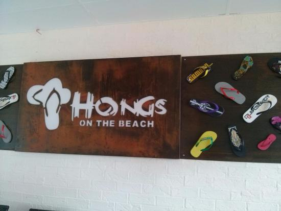 Thongs On The Beach - New South Wales Tourism