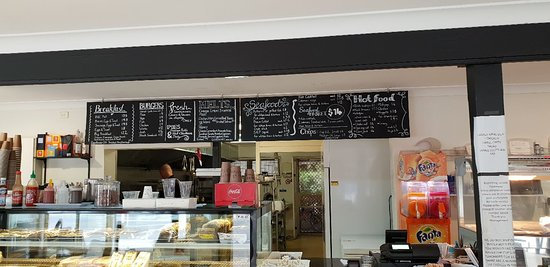 Pelican Cafe Takeaway - New South Wales Tourism
