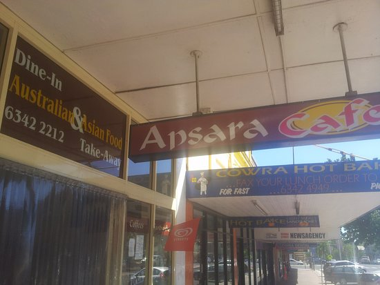 Apsara Cafe - New South Wales Tourism