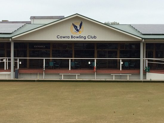 Cowra Bowling and Recreation Club Limited - New South Wales Tourism
