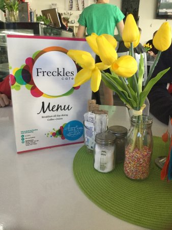 Freckles Cafe - New South Wales Tourism