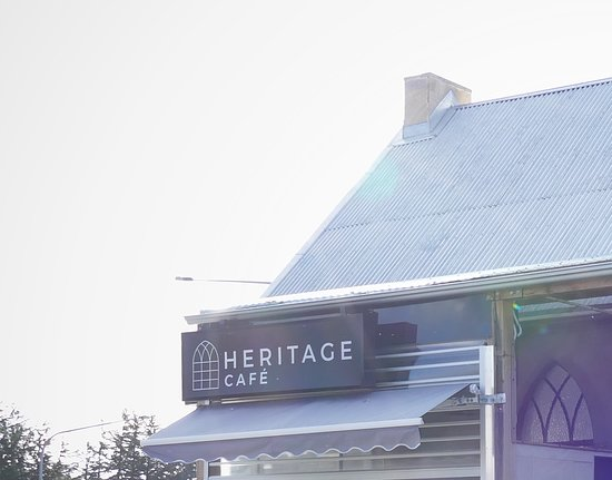 Heritage Cafe - New South Wales Tourism