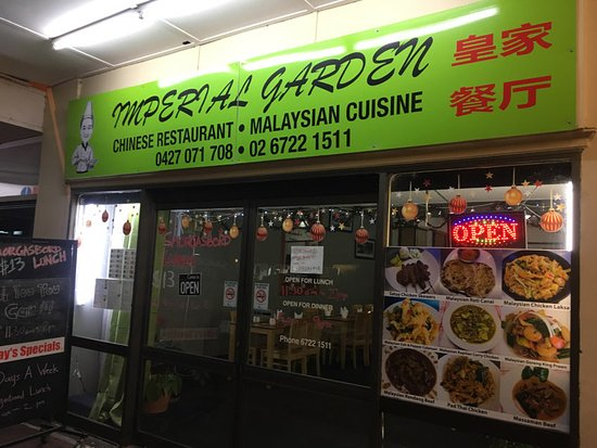 Imperial Garden Chinese Malaysian Cuisine - New South Wales Tourism