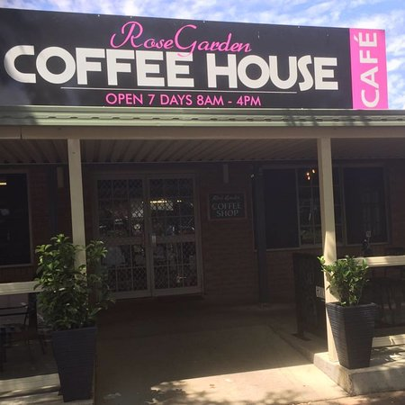 Rose Garden Coffee House - New South Wales Tourism