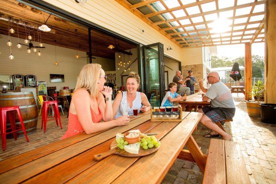 Camel Rock Brewery  Cafe - New South Wales Tourism