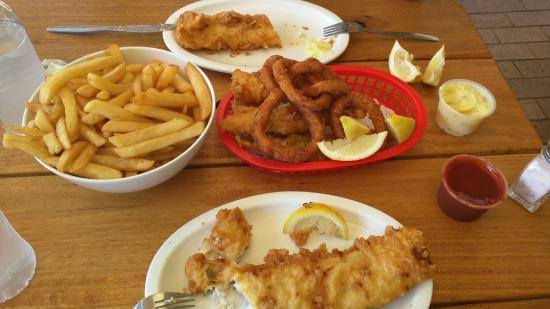 Aussie Bob's Fish  Chips - New South Wales Tourism