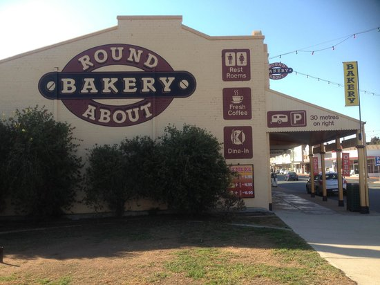 Bakery Cafe West Wyalong - New South Wales Tourism