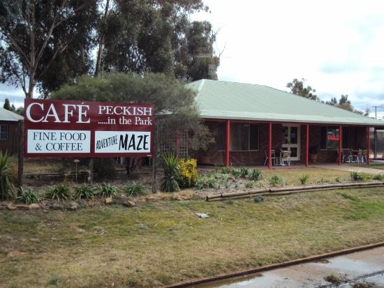 Cafe Peckish - New South Wales Tourism