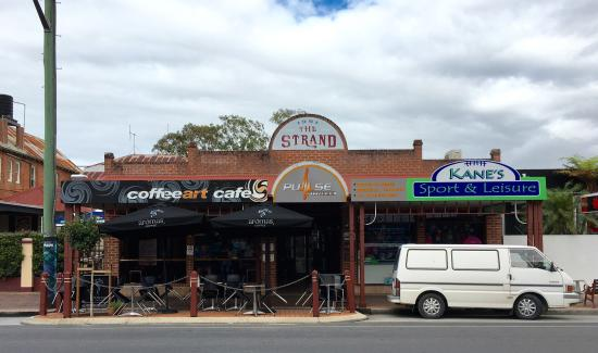 Coffeeart Cafe - New South Wales Tourism