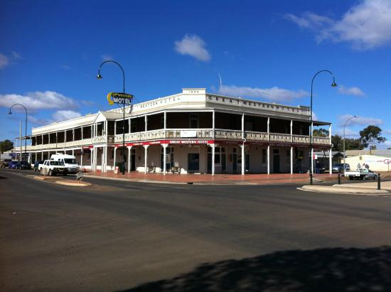 Great Western Cobar Hotel-Motel - New South Wales Tourism