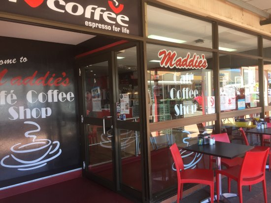 Maddie's Cafe Coffee Shop - New South Wales Tourism