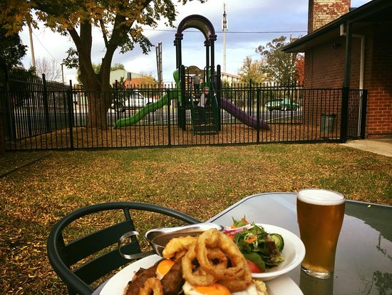 The Riverina Hotel Restaurant - New South Wales Tourism
