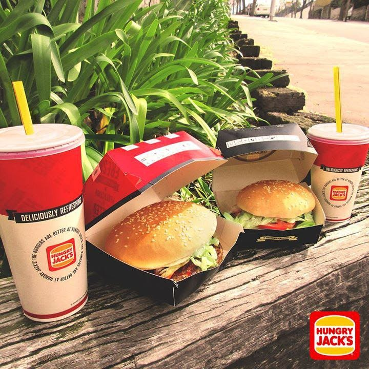 Hungry Jack's - Taylors Lakes - New South Wales Tourism