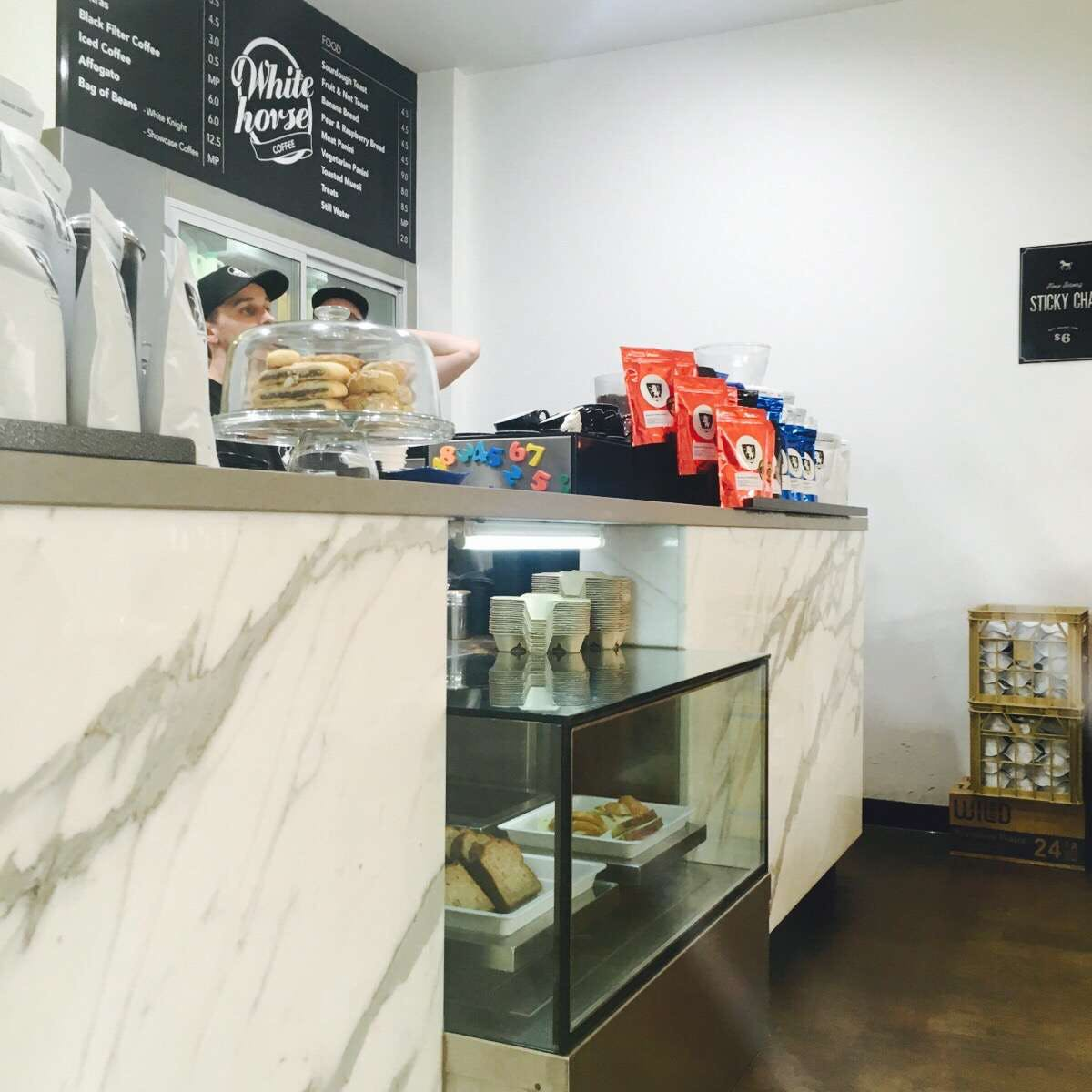 White Horse Coffee - New South Wales Tourism