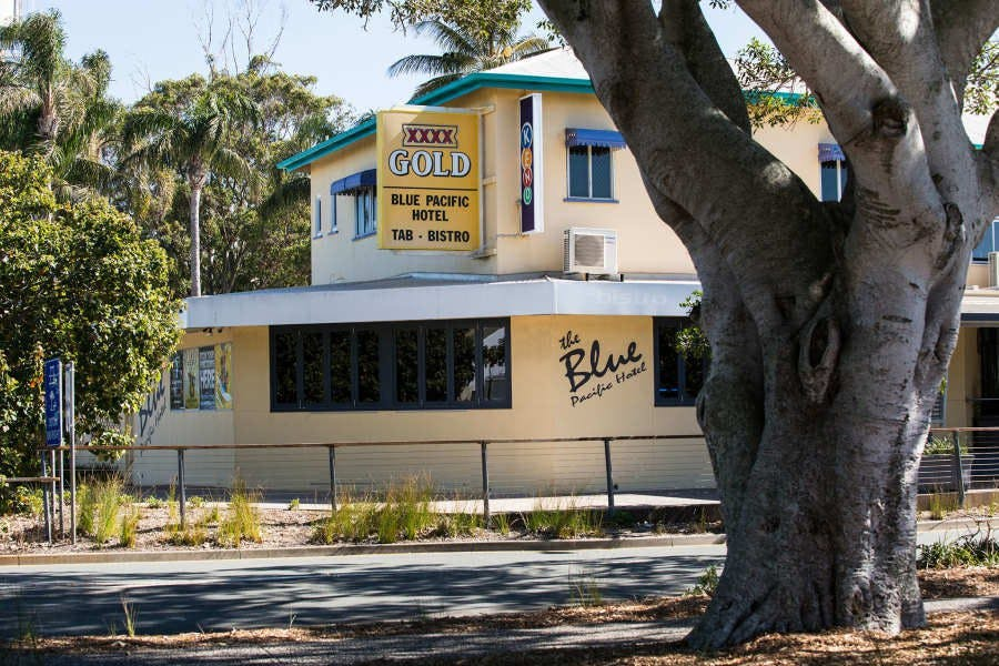 Blue Pacific Hotel - New South Wales Tourism