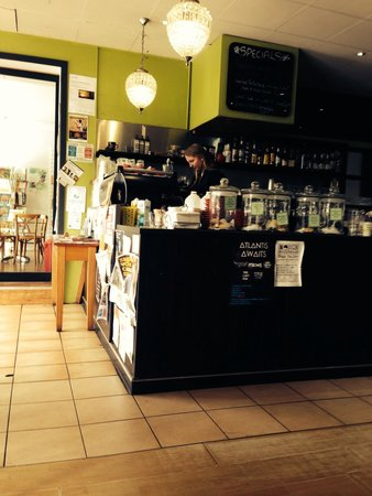 Cafe Evolve - New South Wales Tourism