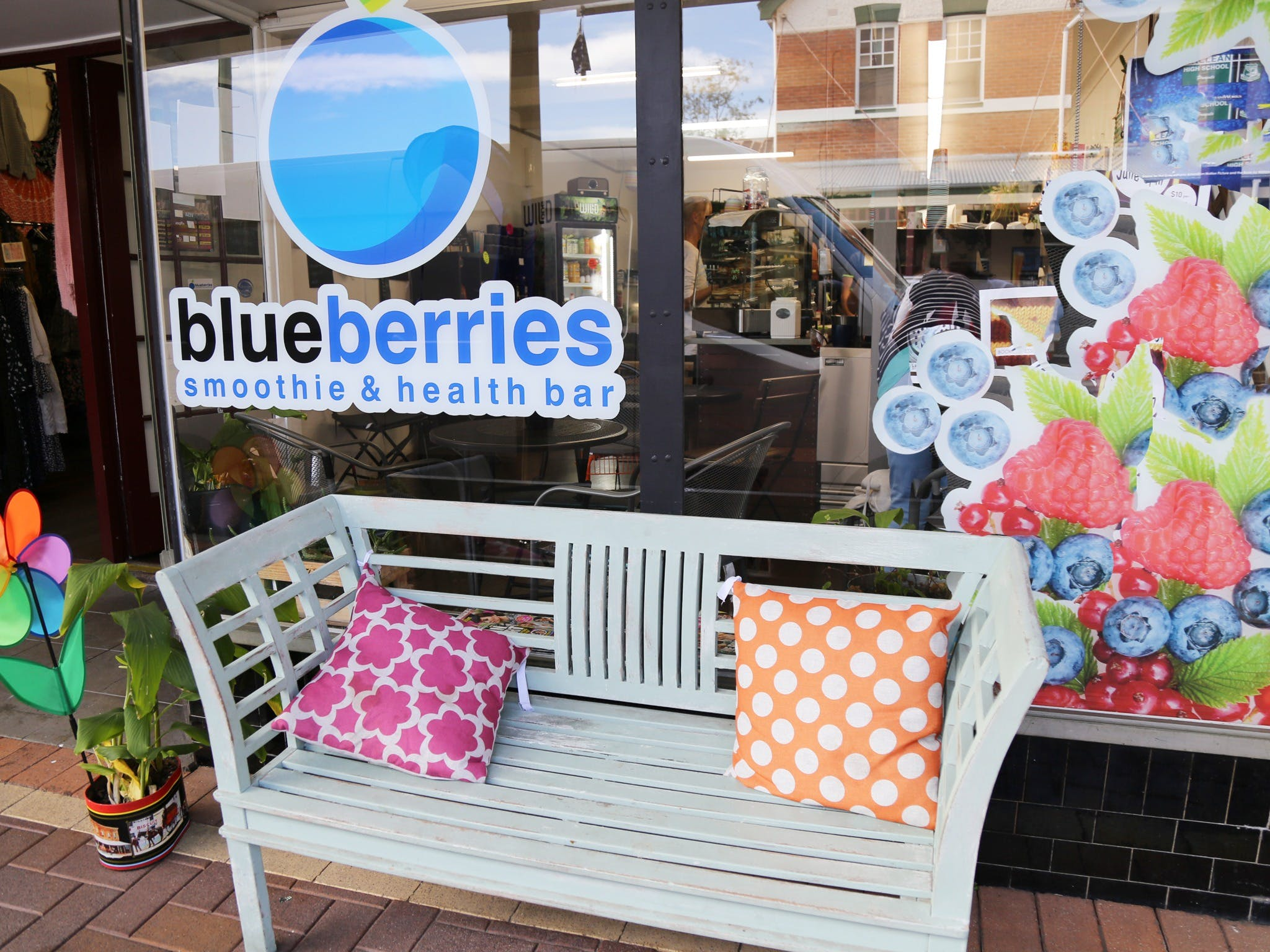Blueberries Smoothie and Health Bar - New South Wales Tourism