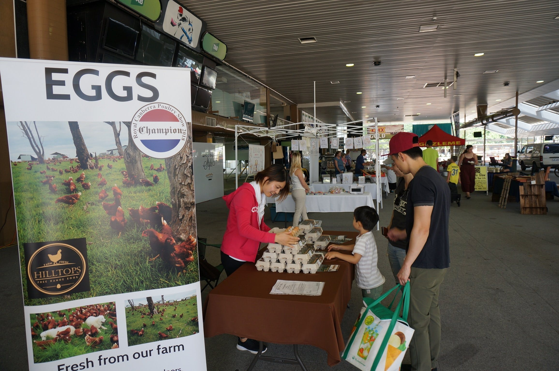 Northside Family Farmers Markets - New South Wales Tourism