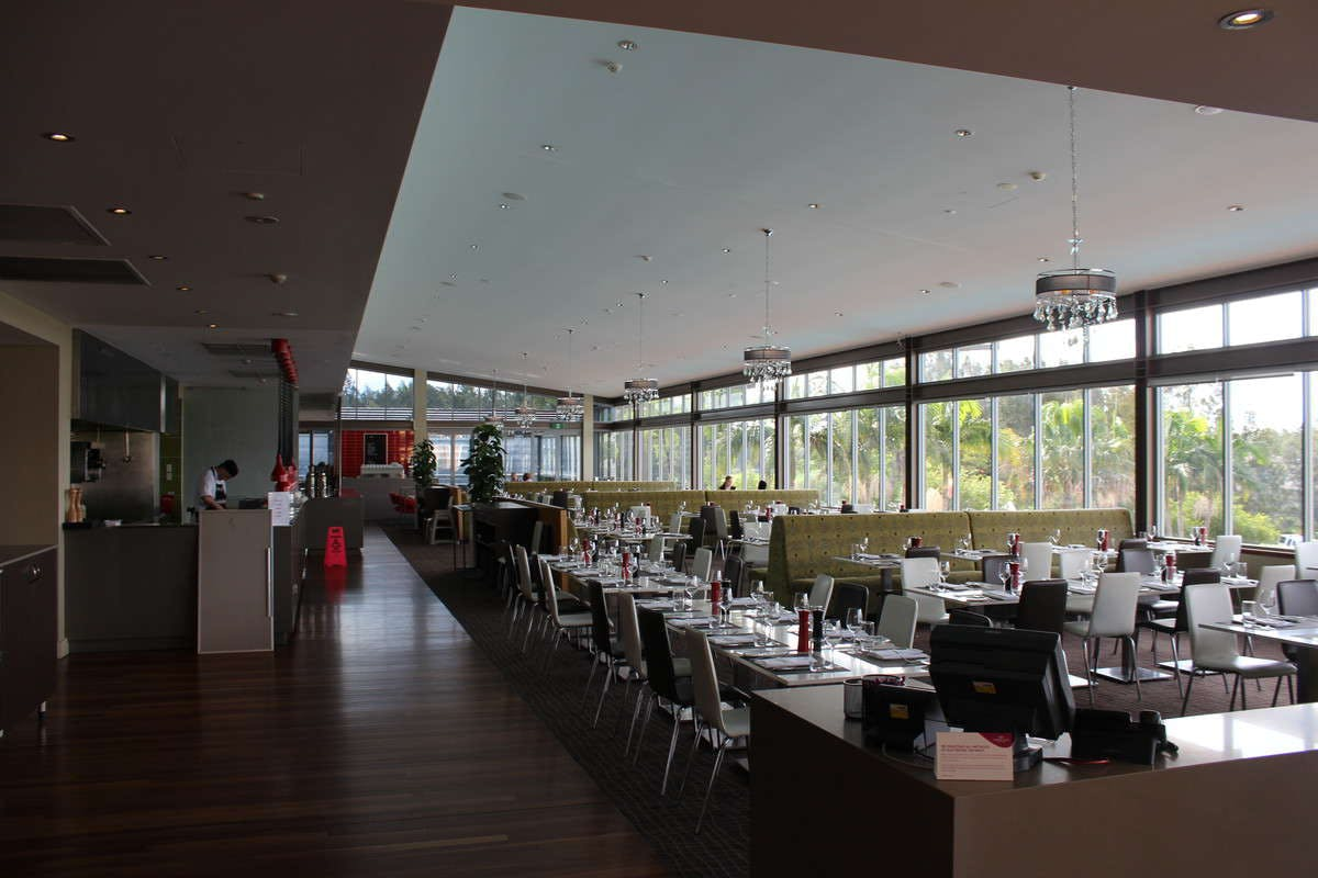 Lovedale Restaurant  Bar - New South Wales Tourism