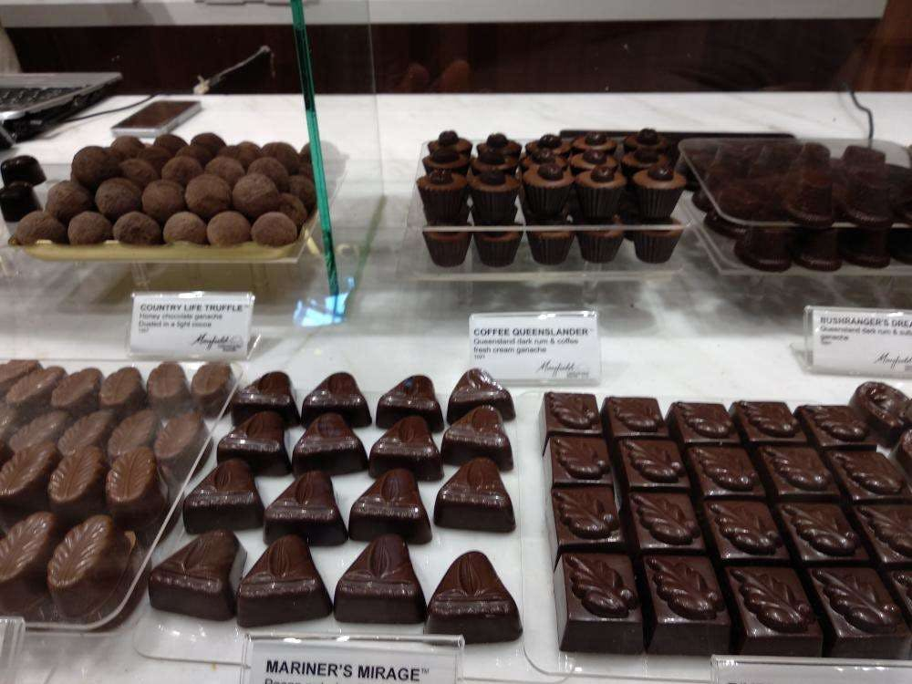 Mayfield Chocolates - New South Wales Tourism