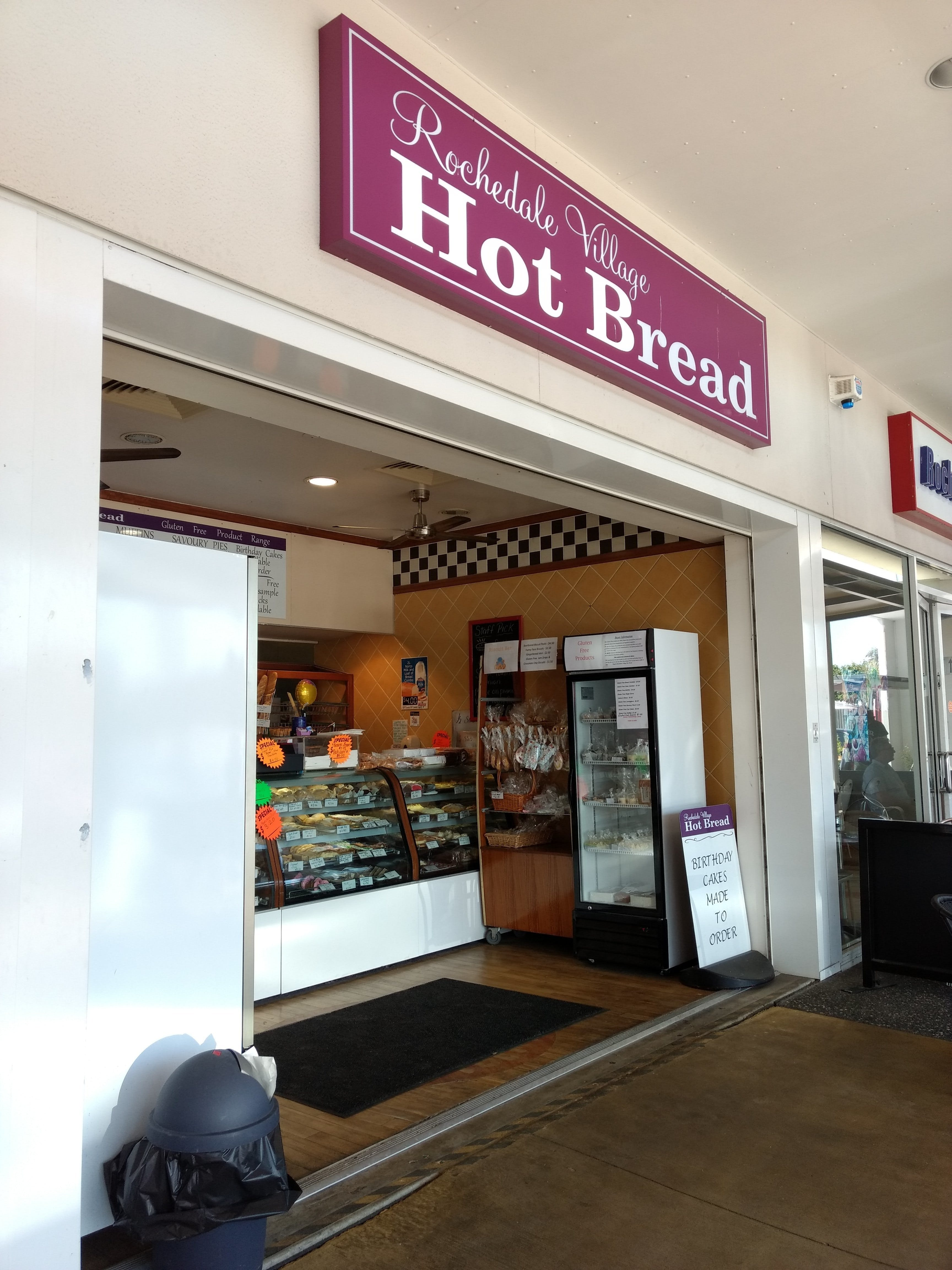Rochedale Village Hot Bread - New South Wales Tourism