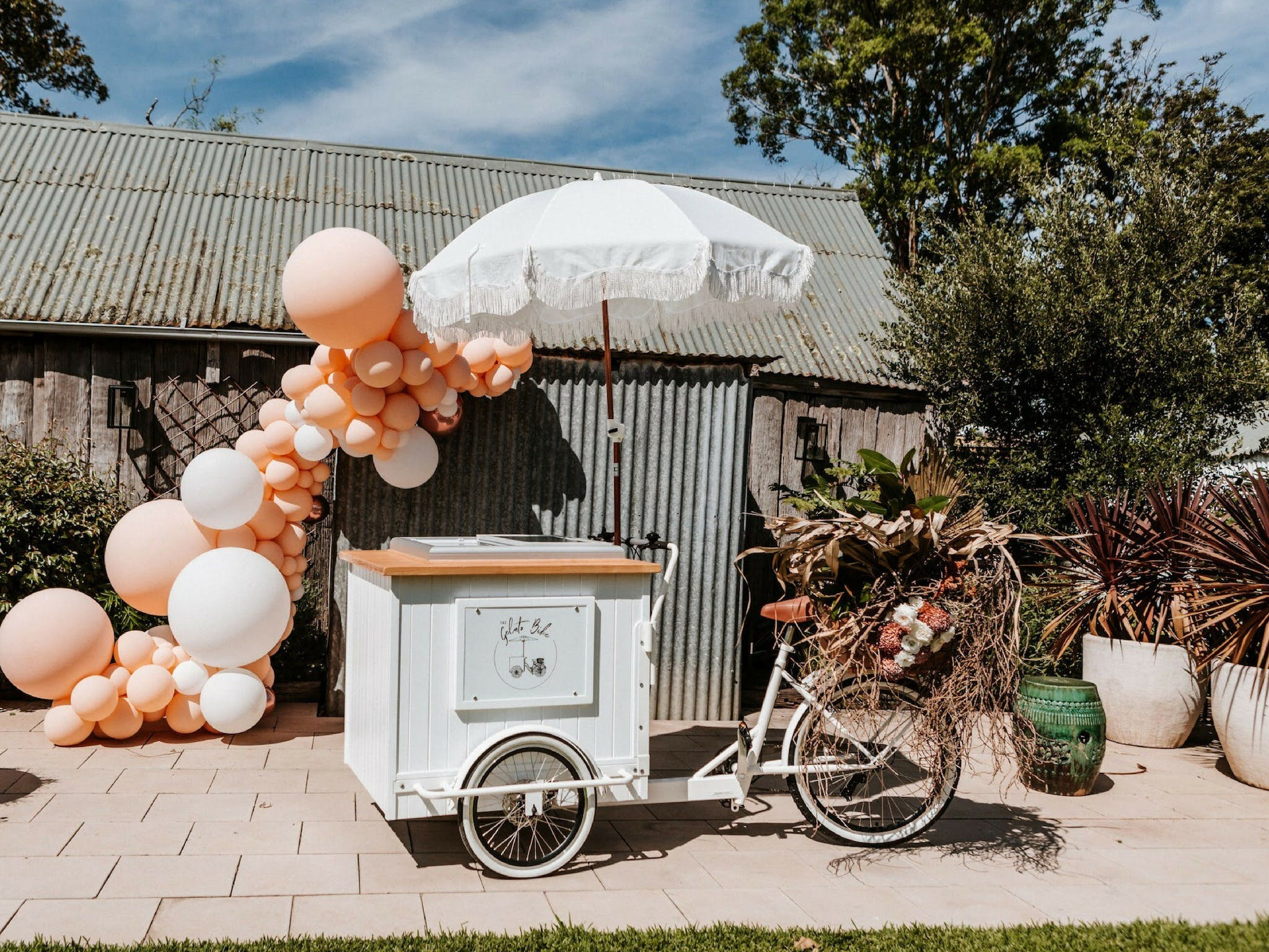 The Gelato Bike - New South Wales Tourism