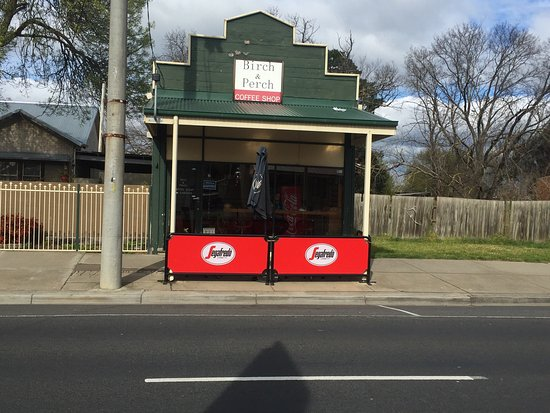 Birch and Perch Coffee Shop - New South Wales Tourism
