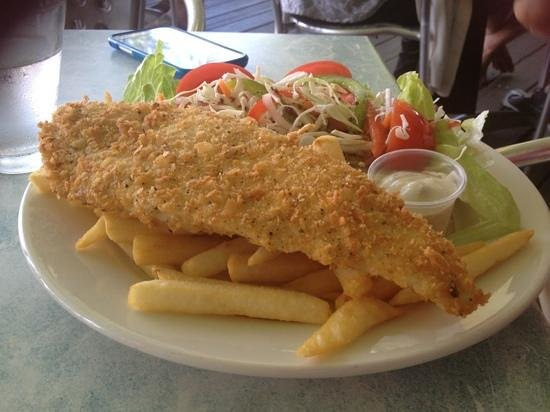Flying Fish Point Cafe - New South Wales Tourism