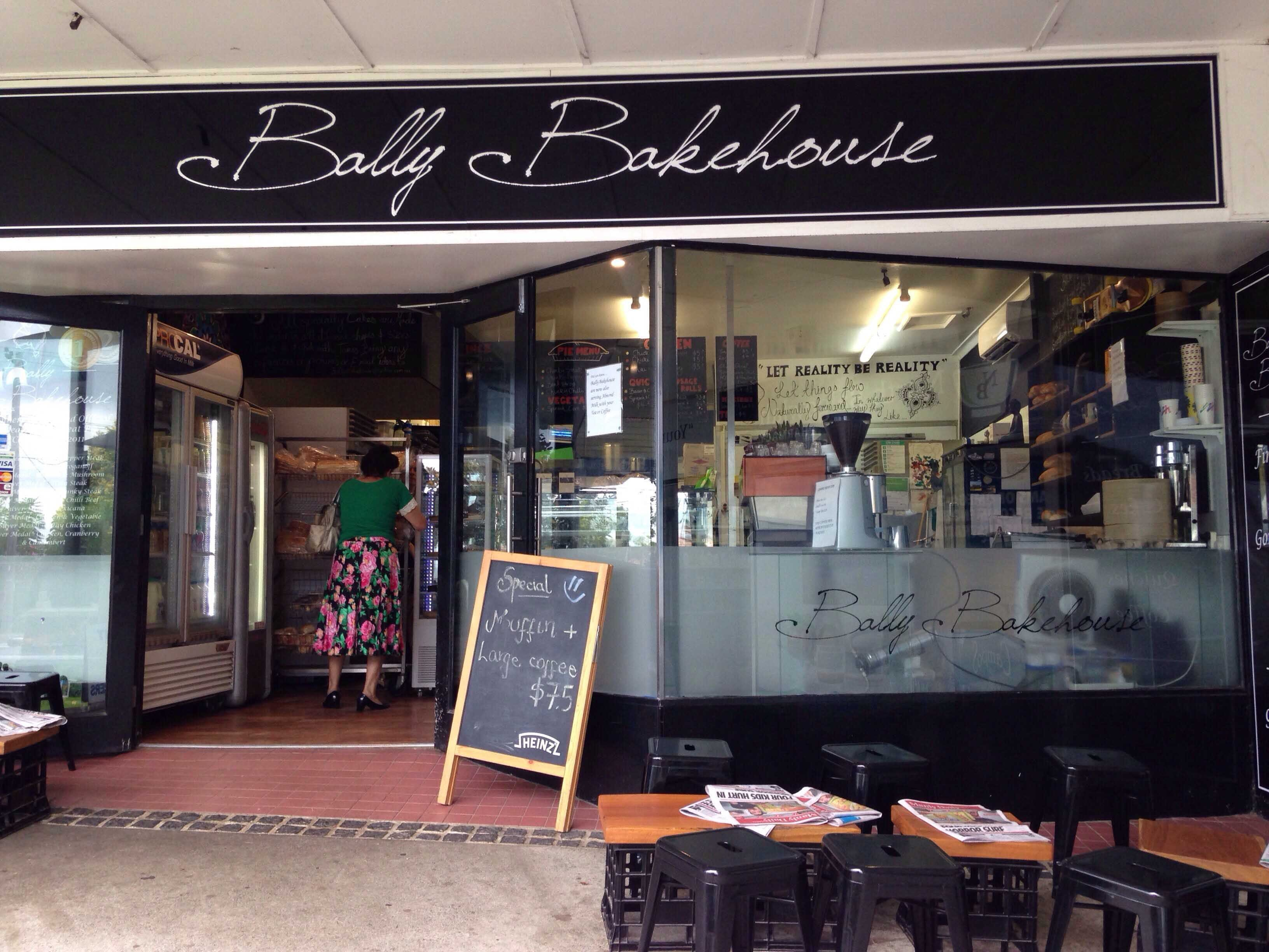 Bally Bakehouse - New South Wales Tourism