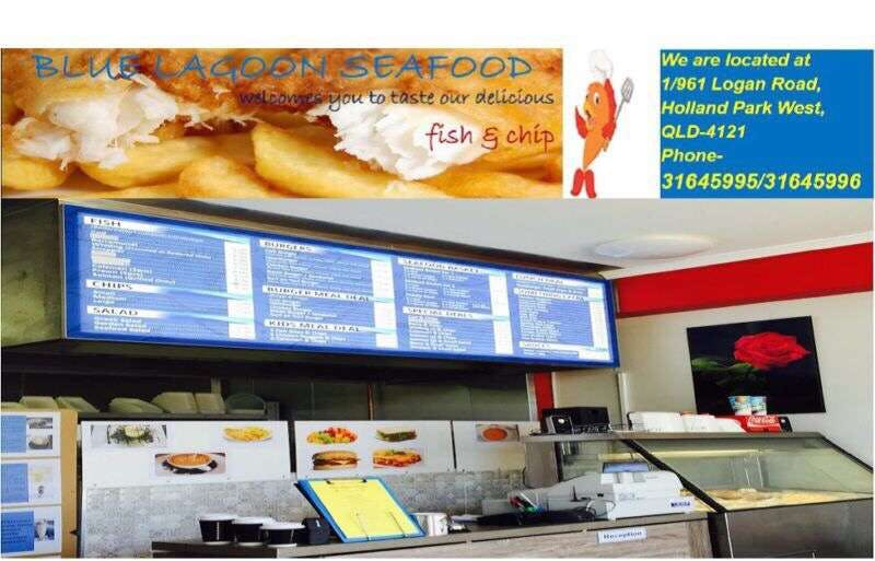 Blue Lagoon Seafood Fish  Chips - New South Wales Tourism