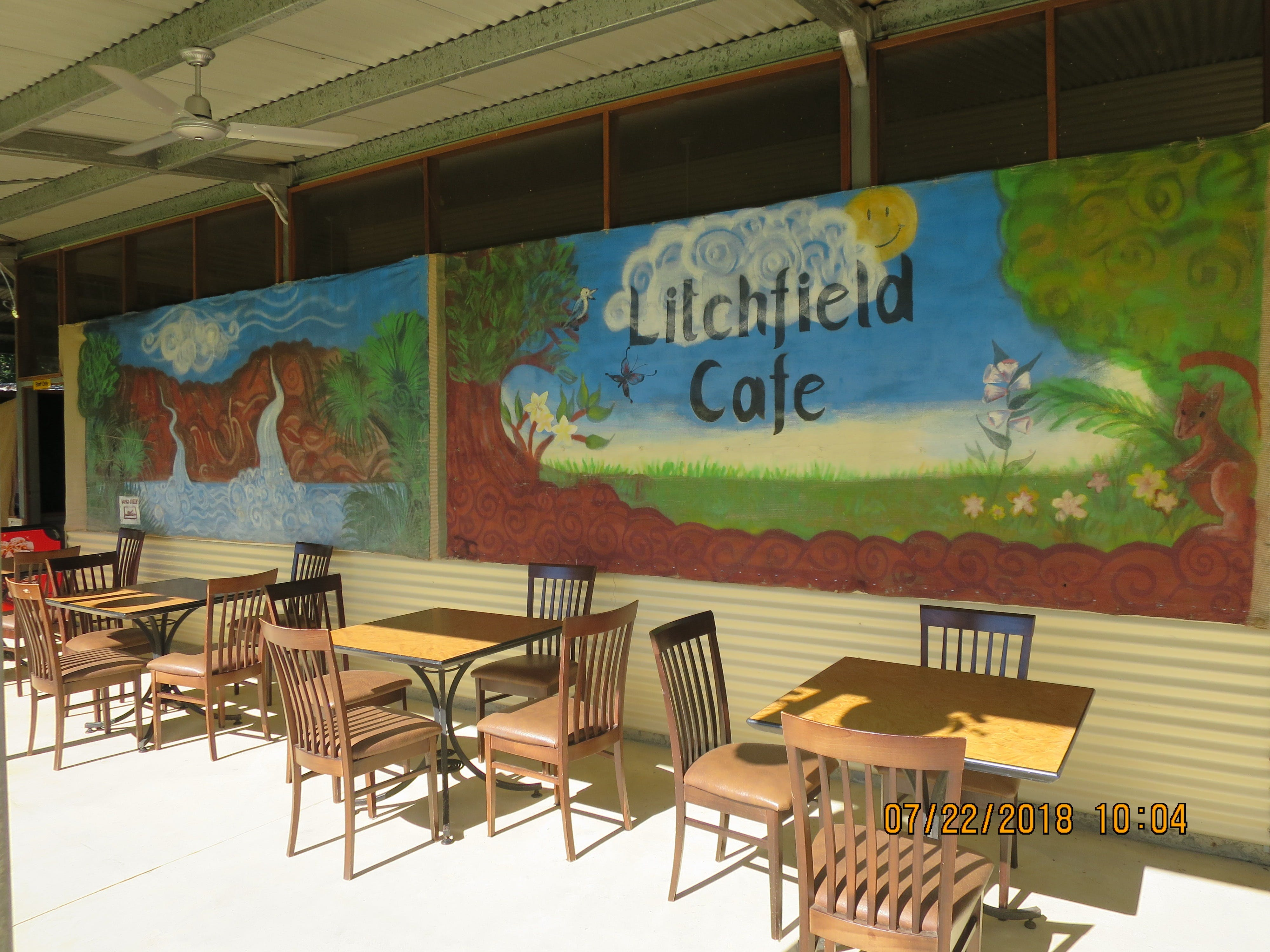 Litchfield Cafe - New South Wales Tourism