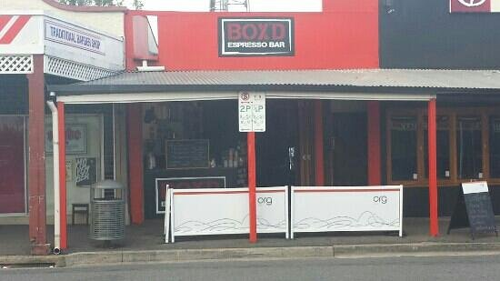 Box'd Espresso Bar - New South Wales Tourism