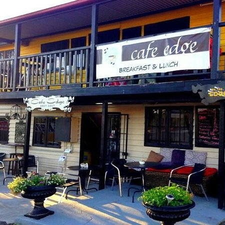 Cafe Edge - New South Wales Tourism