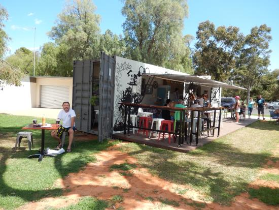 Cafe de Caravan - New South Wales Tourism