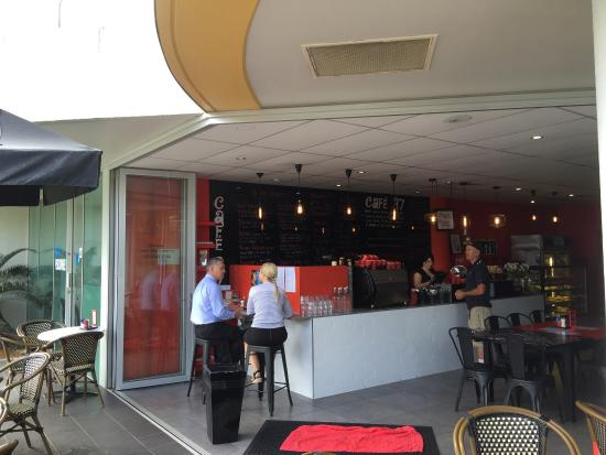 Cafe 37 - New South Wales Tourism