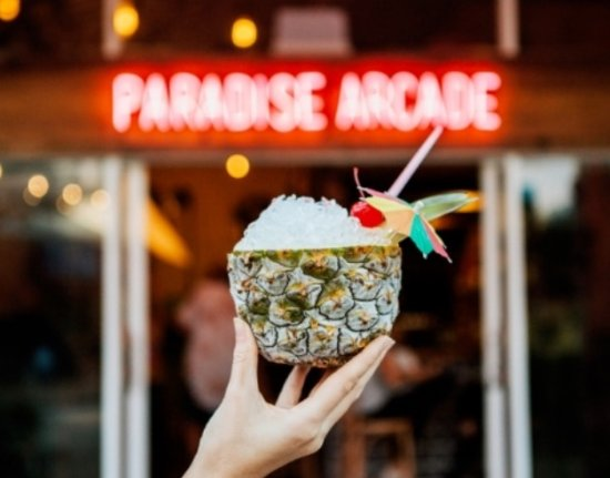 Paradise Arcade - New South Wales Tourism