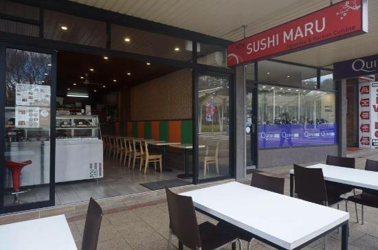 New Sushi Maru - New South Wales Tourism