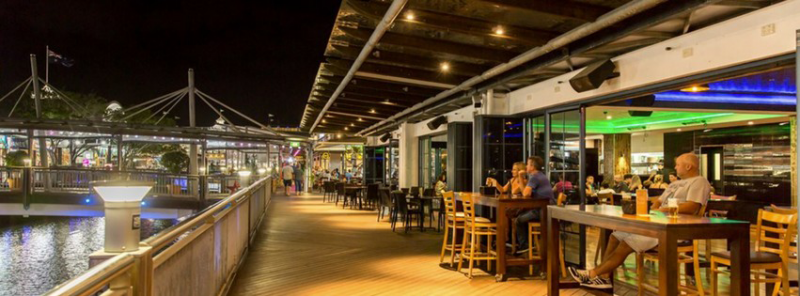 Riverside Bar  Restaurant - New South Wales Tourism