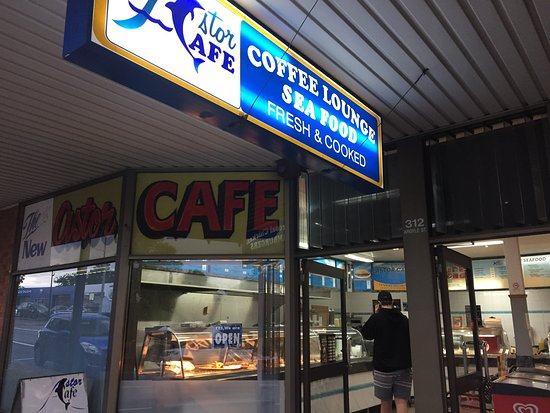 New Astor Cafe - New South Wales Tourism