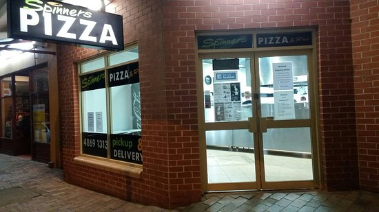 Spinners Pizza - New South Wales Tourism
