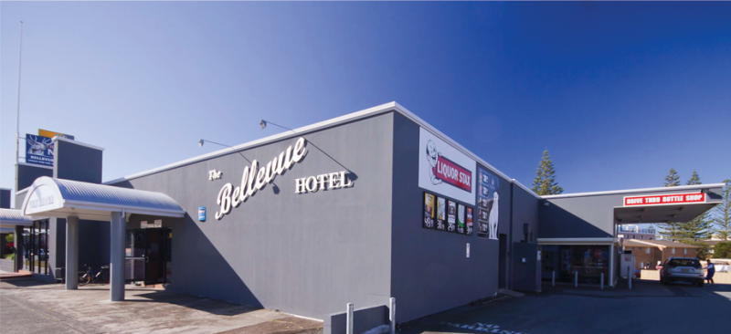 Bellevue Hotel - New South Wales Tourism