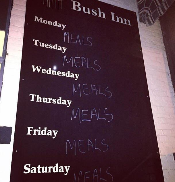 Bush Inn Hotel Restaurant - New South Wales Tourism
