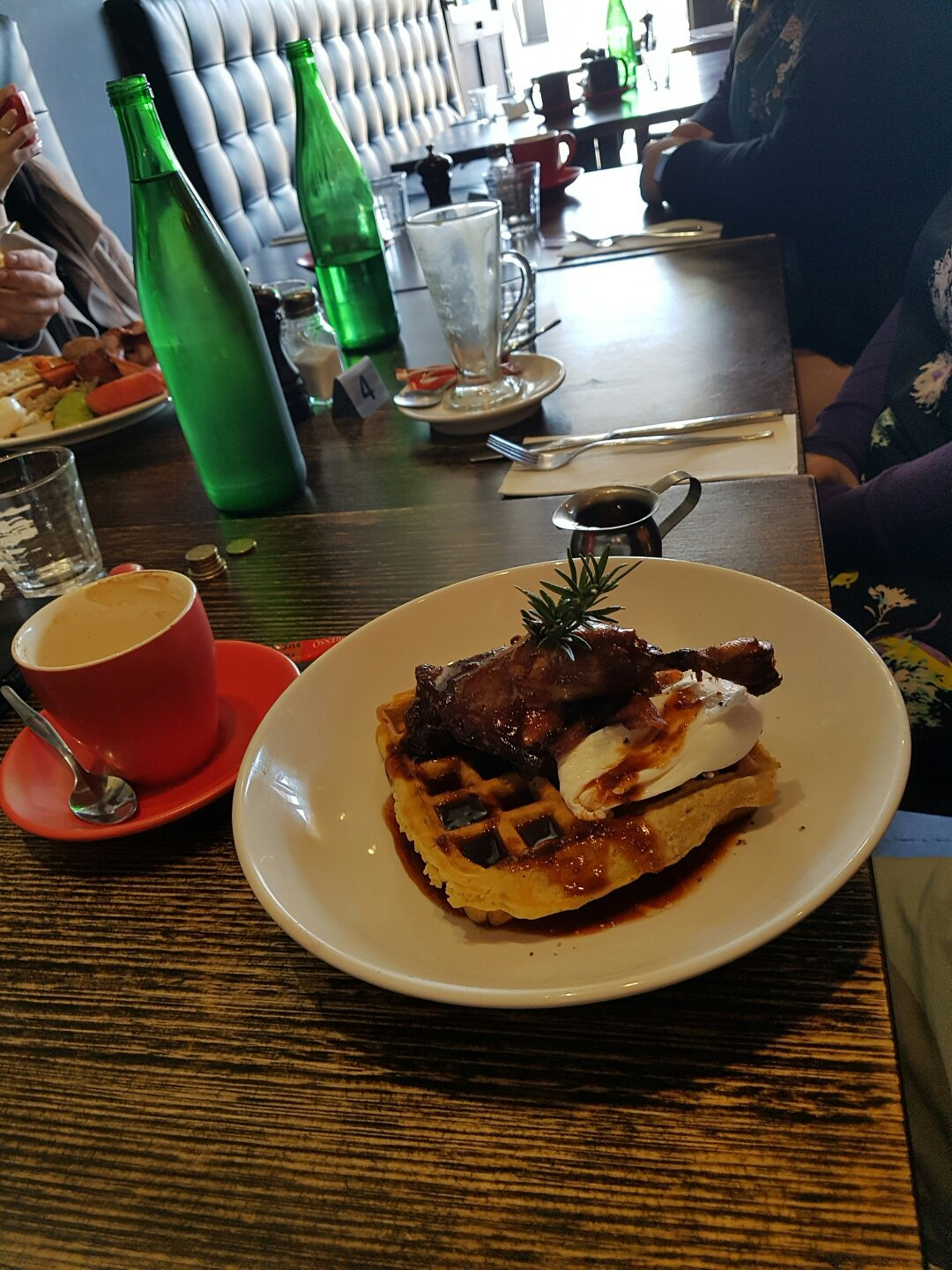 Cafe D Freo - New South Wales Tourism