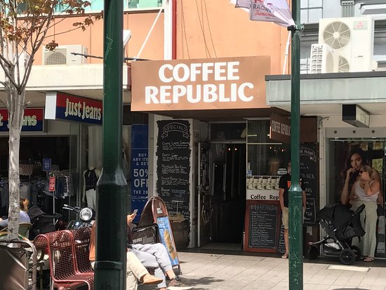 Coffee Republic - New South Wales Tourism