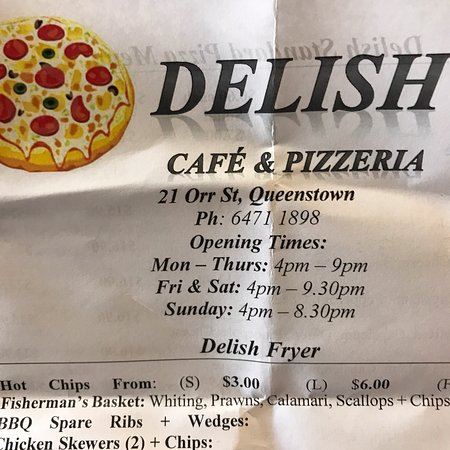 Delish Pizza - New South Wales Tourism