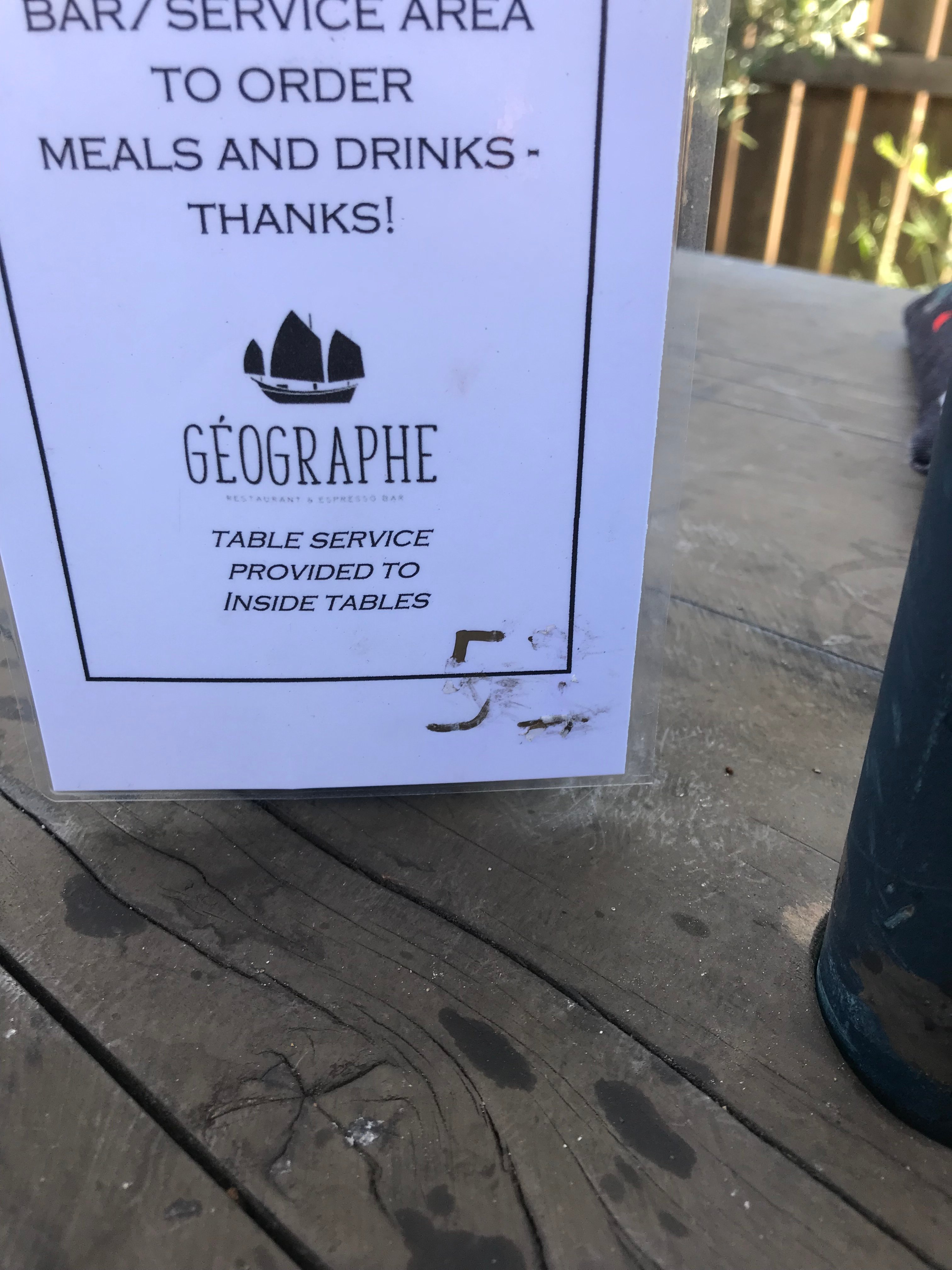 Geographe Restaurant + Espresso Bar - New South Wales Tourism