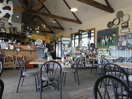 Holy Cow Cafe - New South Wales Tourism