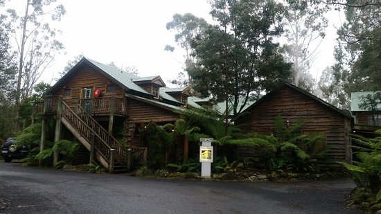 Lemonthyme Lodge - New South Wales Tourism