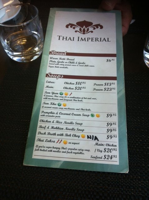 Thai Imperial - New South Wales Tourism